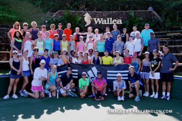 Wailea Tennis Club Maui Hawaii